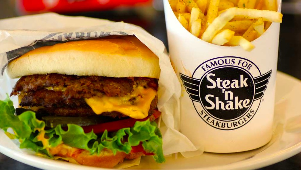 Steak and Shake breakfast hours