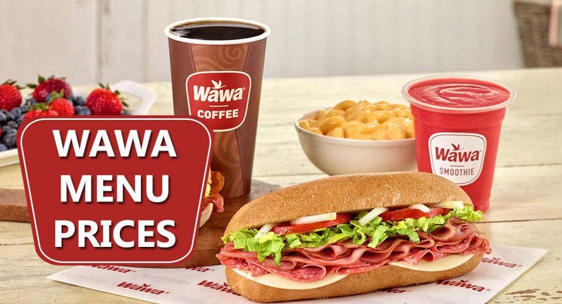 wawa's breakfast hours