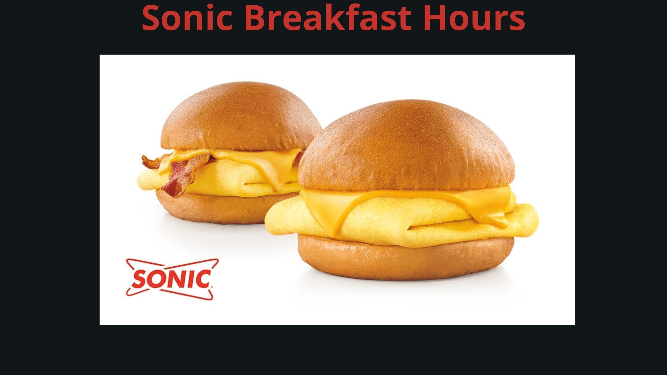 Sonic Breakfast